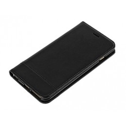 Wallet Folio Case  cover a libro - Apple iPhone 6 Plus   6s Plus - Nero