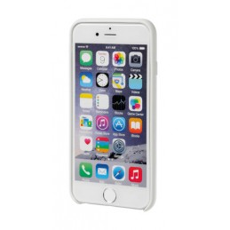 Skin  cover in similpelle - Apple iPhone 6   6s - Bianco