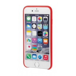 Skin  cover in similpelle - Apple iPhone 6   6s - Rosso