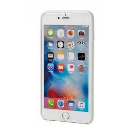Skin  cover in similpelle - Apple iPhone 6 Plus   6s Plus - Bianco