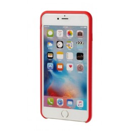 Skin  cover in similpelle - Apple iPhone 6 Plus   6s Plus - Rosso