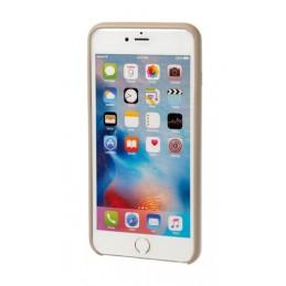Skin  cover in similpelle - Apple iPhone 6 Plus   6s Plus - Sabbia