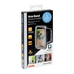 Arm Band  portatelefono da braccio per sport - L - max 5 5
