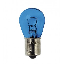 LAM-58316 - 12V Lampada 1 filamento Blu-Xe - P21W - 21W - BA15s - 2 pz  - D Blis