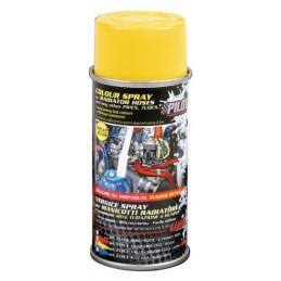 Vernice spray per manicotti radiatore - Giallo
