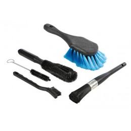 Pro-Clean  set 5 spazzole multiuso