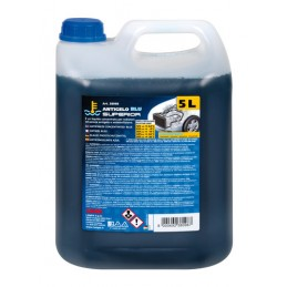 Superior-Blu  liquido antigelo concentrato - 5000 ml