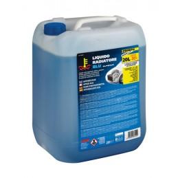 Superior-Blu  liquido antigelo radiatore (-20 gradi C) - 20 L