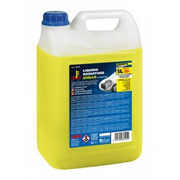Superior-Giallo  liquido antigelo radiatore (-20 gradi C) - 5 L
