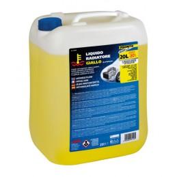 Superior-Giallo  liquido antigelo radiatore (-20 gradi C) - 20 L