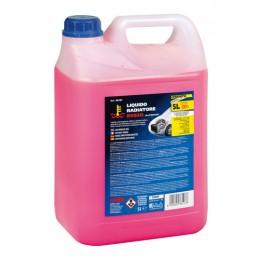 Superior-Rosso  liquido antigelo radiatore (-20 gradi C) - 5 L
