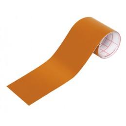 Nastro adesivo per riparazione fanali - 5x150 cm - Arancio