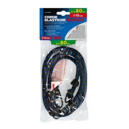 Corde elastiche Standard -   10 mm - 2x80 cm
