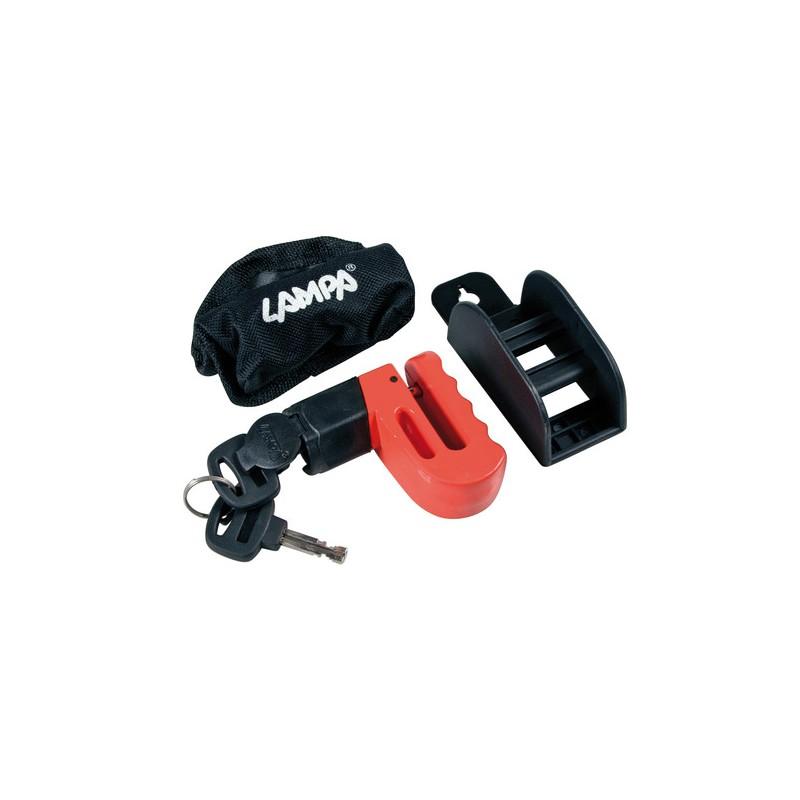 Lucchetto bloccadisco - Perno   6 mm