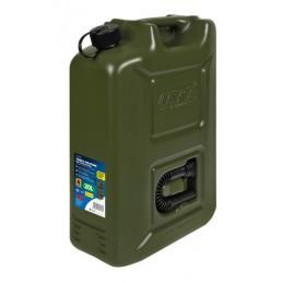 Tanica carburante in polietilene  modello militare - 20 L