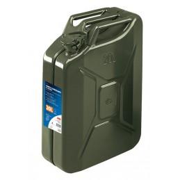 Tanica carburante tipo militare in metallo - 20 L