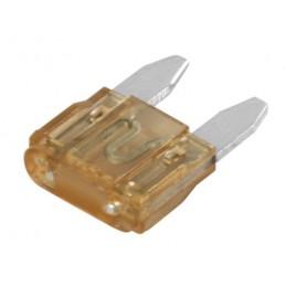 Set 100 micro fusibili lamellari  12 32V - 7 5A