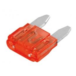 Set 100 micro fusibili lamellari  12 32V - 10A
