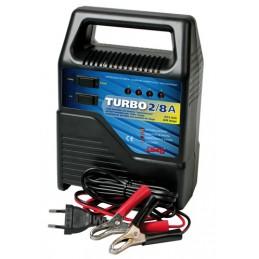 Turbo 2 8 A  caricabatteria 6 12V
