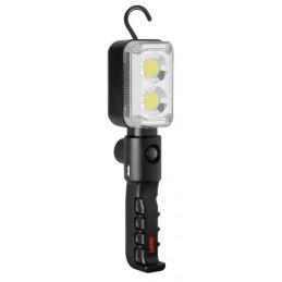 GL-11 Trucker  lampada ispezione ricaricabile a Led Cob - 12 24V