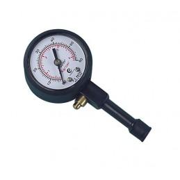 Misura pressione pneumatici in gomma metallo
