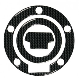 Copertura tappo carburante - Carbon - Yamaha (5 fori)