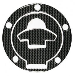 Copertura tappo carburante - Carbon - Ducati (5 fori)