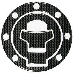 Copertura tappo carburante - Carbon - Suzuki (7 fori)