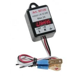 Intermittenza elettronica 6 12 24V