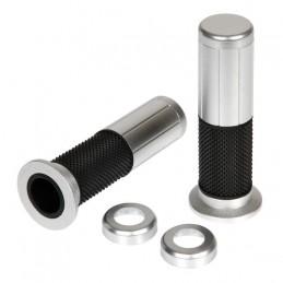 Tatoo  manopole in gomma e alluminio