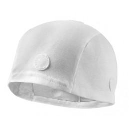 Head-Cap  cuffia sottocasco in cotone - Bianco