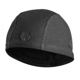 Head-Cap  cuffia sottocasco in cotone - Nero