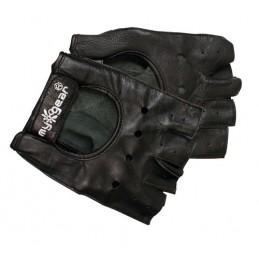 Half Finger  guanti mezze dita - L