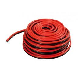Cavo elettrico a due fili - 0 5 mm² x 10 m