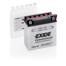Batteria 12V - Exide Bike Conventional - 5 Ah - 40 A