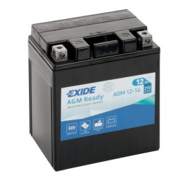 Batteria 12V - Exide Bike AGM Ready - 12 Ah - 210 A