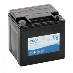 Batteria 12V - Exide Bike AGM Ready - 30 Ah - 430 A