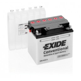 Batteria 12V - Exide Bike Conventional - 30 Ah - 300 A
