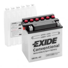 Batteria 12V - Exide Bike Conventional - 11 Ah - 130 A
