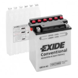 Batteria 12V - Exide Bike Conventional - 14 Ah - 145 A