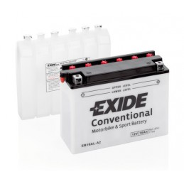 Batteria 12V - Exide Bike Conventional - 16 Ah - 175 A