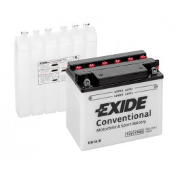 Batteria 12V - Exide Bike Conventional - 19 Ah - 190 A