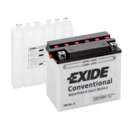 Batteria 12V - Exide Bike Conventional - 18 Ah - 190 A