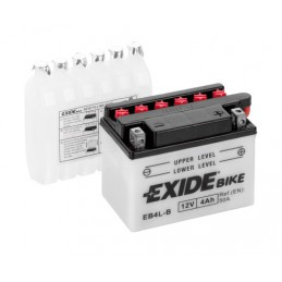 Batteria 12V - Exide Bike Conventional - 4 Ah - 50 A