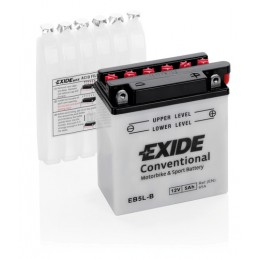 Batteria 12V - Exide Bike Conventional - 5 Ah - 65 A