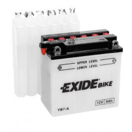 Batteria 12V - Exide Bike Conventional - 8 Ah - 85 A