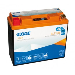 Batteria 12V - Exide Bike Li-Ion LiFePo4 - 60 Wh - 260 A