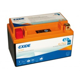 Batteria 12V - Exide Bike Li-Ion LiFePo4 - 42 Wh - 210 A