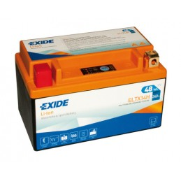 Batteria 12V - Exide Bike Li-Ion LiFePo4 - 48 Wh - 240 A