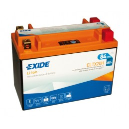 Batteria 12V - Exide Bike Li-Ion LiFePo4 - 84 Wh - 380 A